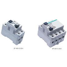 ID Disyuntor de corriente residual