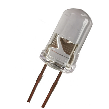 5mm LED Diode 395nm Round LED Light Source UV Lamp