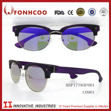 FONHCOO Wholesale Promotional Custom Logo High Quality Fashion Acetate Plastic Sunglass