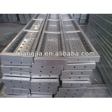 China tablón de acero perforado