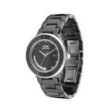 Montre en céramique de montre d'OEM de cadre de cadre de Pierre de réglage de 2017 Badatong