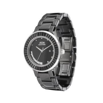 2017 Badatong Установка камень Безель керамические часы Вахта OEM
