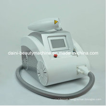 Portable Q Switch ND YAG Laser / Handheld YAG Laser Tattoo Removal