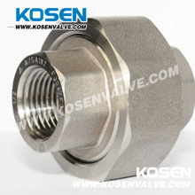 Forged Pipe Fitting Union (NPT Ends)