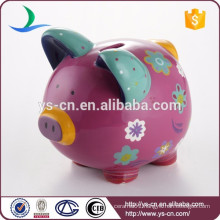 Decorative Money Bank ceramic Pig
