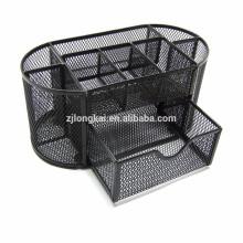 Нет moq для поставщиков металлической сетки стол организатор