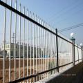 Водонепроницаемый черный железный забор садовый забор