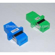 3dB 5dB 7dB 10dB 15dB 20dB Tipo do adaptador do PC UPC do PC atenuador da fibra óptica
