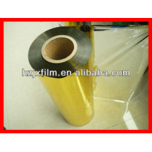 gold pet coextruded pe film