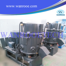 Plastic Agglomerator Machine for PP PE