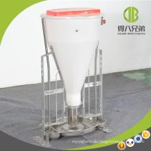 Geflügel-Landwirtschafts-Ausrüstungs-trockenes nasses Zufuhr-Endbearbeitungsgerät und -maststoff für Verkauf