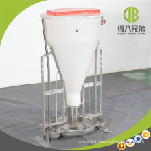 Poultry Farming Equipment Dry Wet Feeder Finisher and Fattener for Sale