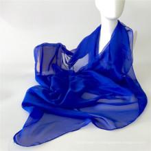 Шифоновый полиэфирный шарф
