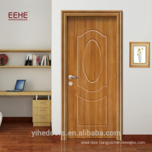 Classic pvc toilet door pvc bathroom door price
