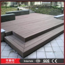 Look Wood PVC Patio Flooring For Outdoor