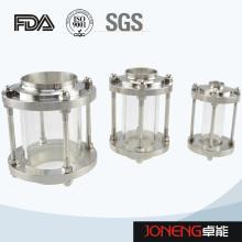 Verre anti-traitement alimentaire en acier inoxydable (Jn-Sg2001