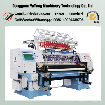 Lock Stitch Multi Agulha Quilting fazendo máquina de costura para Bedsheet