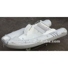 Bateau gonflable yacht sports gonflables rigides de CE RIB430C
