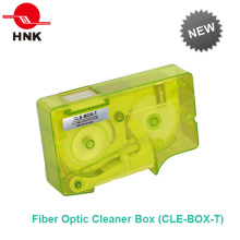 Fiber Optic Cleaner Box for Low Cleaning Cost Applications