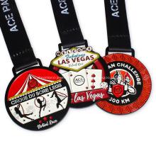 Цинковый сплав Индивидуальный дизайн вашей металлической медали