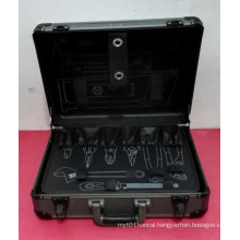 Customizable Professional Aluminum Alloy ABS Hand Tool Set Case