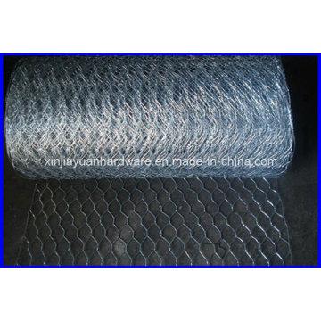 China Electro Galvanisierter Sechskant-Draht-Netting Hersteller