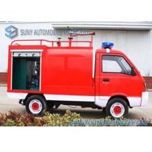 Foton Mini 2axles 1000L Réservoir d'eau camion de lutte contre l'incendie