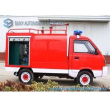 Foton Mini 2axles 1000L Water Tank Fire Fighting Truck