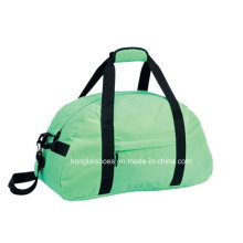 Green Fashion Duffel Bags for Travelling