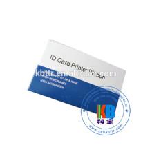 YMCKT True colors card printer ribbon