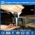 Esquema 40 tubo de aço quadrado e retangular