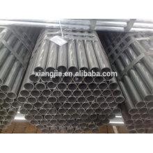 Singapur STK500 Andamio galvanizado Tubo de acero Luz a África