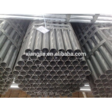 Tube d'acier d'échafaudage galvanisé par Singapour STK500 Lumière à l'Afrique