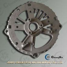 Fundición a presión de aluminio / generador de automóviles cubierta / fundiciones de aluminio