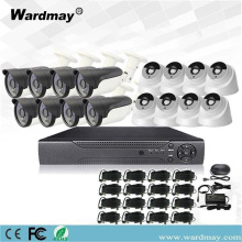 16chs 2.0MP Sicherheit AHD Surveillance Alarm DVR System