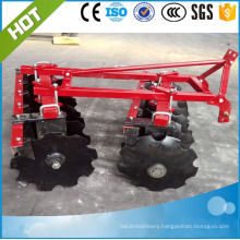 Agricultural machinery 1BQX-1.1(12pcs)3-point mounted Light-duty Disc Harrow