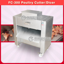 Machine de découpe / décapage de poulet / Dicer / poulet