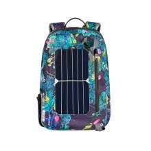 2017 mochila solar de painel solar de energia solar nova ombro confortável