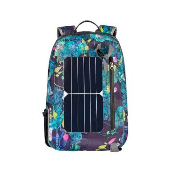 2017 Новая мода удобная плечо солнечной панели солнечных батарей рюкзак