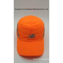 Casquillo de golf de béisbol colorido al aire libre del 100% (ACEK0050)