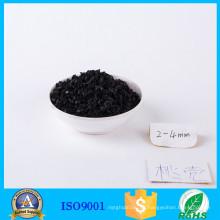 Carbón activado de la cáscara de coco del gas de petróleo licuado