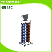 Suporte de armazenamento de café Nespresso de design especial 28PCS