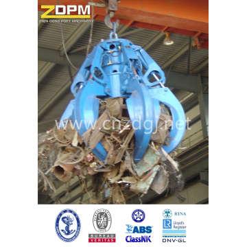 Stahlschrott Grab/elektro hydraulische Orange-Peel Grab