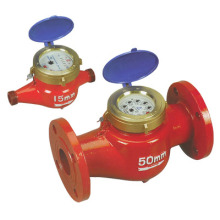 LXSR-15E~50E Multi-jet Wet-Dial Hot Water Meter