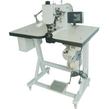 Single/Double Needl Bold Thread Pattern Sewing Machine