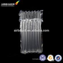 Preço barato quente carimbo ar Material PE bolha plástico sacos de ar para o empacotamento