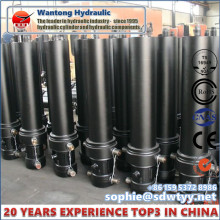 OEM/ODM Hydraulic Telescopic Cylinder for Tipper Truck