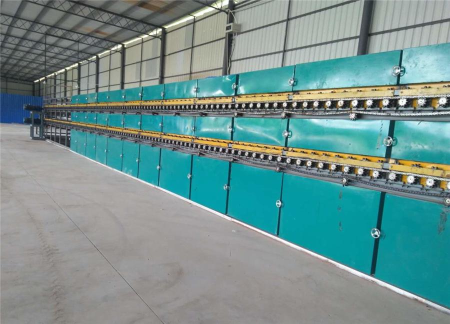 2 Deck Roller Veneer Dryer