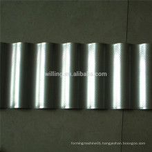 Corrugated PPGL Galvanized Aluminum Roofing Steel Sheet