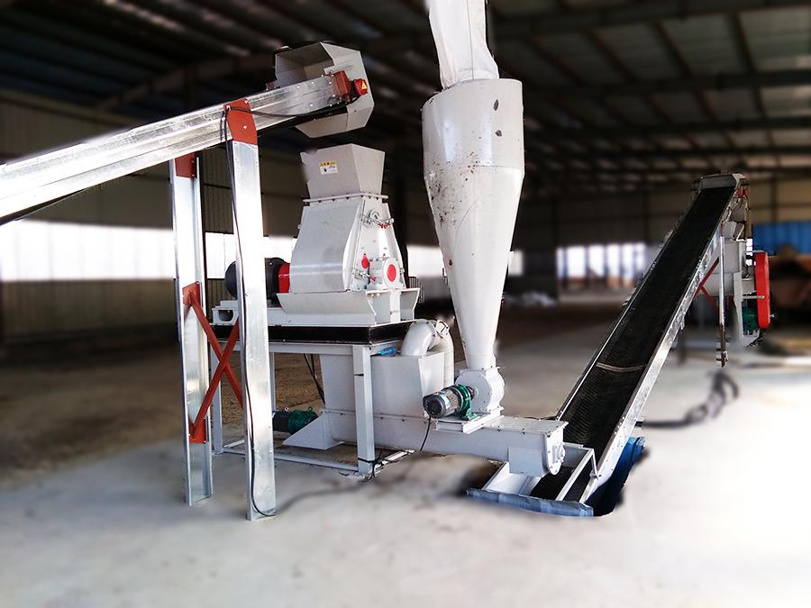 Organic Fertilizer hammer mill